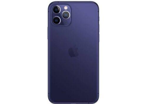 اللون الأزرق الداكن في ايفون 12 برو و برو ماكس