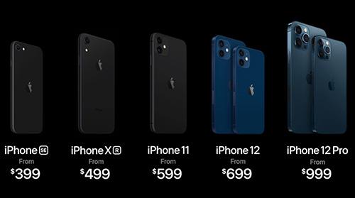 الأسعار الجديدة المبدئية لكافة هواتف الايفون
