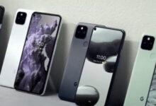 صورة جوجل تعلن رسمياً عن هواتف Pixel 5 و Pixel 4a مع دعم شبكات الجيل الخامس