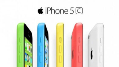 ابل توقف دعم هاتف ايفون 5C رسمياً بعد إضافته إلى قائمة المنتجات العتيقة!