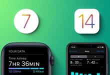 صورة هل تعاني من استنزاف بطارية الايفون وساعة ابل بعد التحديث إلى iOS 14 و watchOS 7 ؟ ابل تقدم لك حلاً جذرياً!