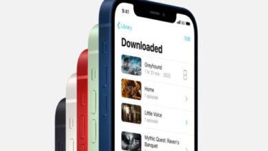 هواتف ايفون 12 - كم ستبلغ سرعة شبكات الجيل الخامس ؟! إليك النتائج!