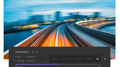 برنامج Wondershare UniConverter - أفضل برامج تحويل صيغ الفيديو و الصوت بسهولة وسرعة!