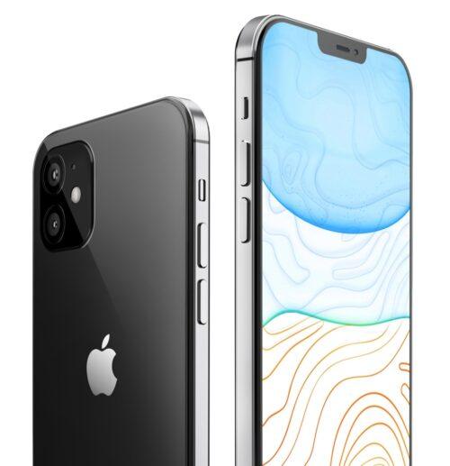 هواتف ايفون 12 - الألوان المتوقعة والتصميم المنتظر!