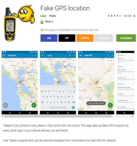 كيفية تزييف وتغيير الموقع الجغرافي (Location/GPS) على أندرويد بخطوات بسيطة