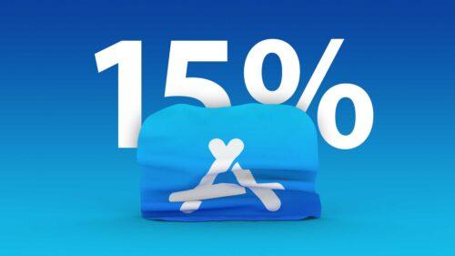 ابل تخفض عمولة متجر الاب ستور إلى 15% - هل تنحفض أسعار التطبيقات والألعاب؟