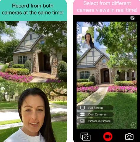تطبيق DUBL Pro لتسجيل الفيديو باحترافية
