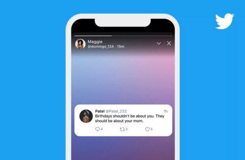 تويتر يطلق خاصية Fleets المشابهة لستوري إنستجرام لجميع المستخدمين حول العالم