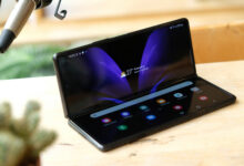 جالكسي Z فولد 3 قادم مع قلم S Pen، كاميرا داخل الشاشة والمزيد