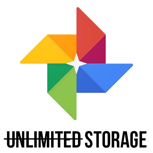 صور جوجل Google Photos لن يكون هناك مساحة تخزين غير محدودة!