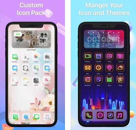 تطبيق Icon Changer - عدل تصميم الايفون والايباد على مزاجك!