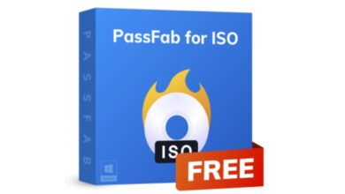 اقتني برنامج PassFab for ISO الاحترافي لحرق ملفات ISO مجانًا أو اشتريه وأحصل على برنامج آخر مجانًا