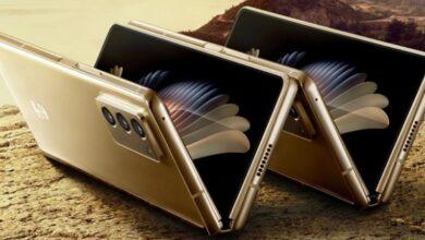 إطلاق هاتف Samsung W21 5G – الإصدار الأكثر تميزًا من جالكسي Z فولد 2