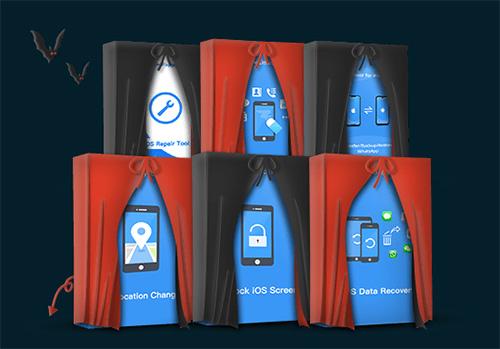 عروض عيد الهلع من iMyFone - سحب على ايفون 12 و 6 برامج للايفون والايباد بسعر برنامج واحد وهدايا أخرى!