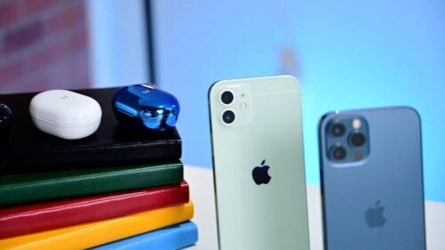 عمر البطارية في ايفون 12 و ايفون 12 برو و مقارنة مع الهواتف المنافسة - نتيجة صادمة!
