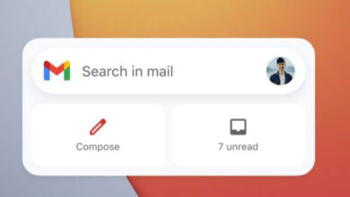 بالصور - ويدجت تطبيقات جوجل الآن على الشاشة الرئيسية للايفون!