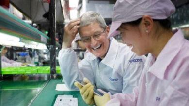 هل تخطط ابل لنقل مصانعها خارج الصين على خلفية الحرب التجارية معها؟