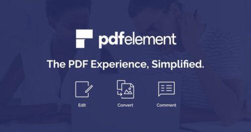 تطبيق PDFelement Pro – أفضل تطبيق لتصفح، إدارة وتعديل ملفات PDF على آيفون وآيباد
