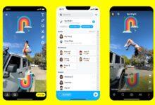 سناب شات يطلق تحديث Spotlight الضخم لمنافسة تيك توك ومنح المستخدمين مليون دولار يوميًا!