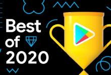 جوجل تعلن رسميًا عن أفضل تطبيقات وألعاب 2020 على متجر بلاي