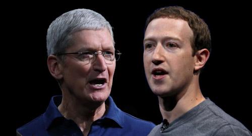 انتقاد فيسبوك و رد ابل