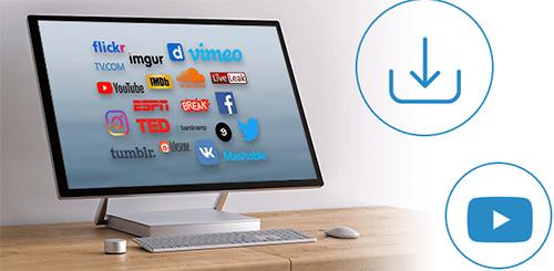 يمكنك تحميل الفيديو من يوتيوب و فيسبوك بسهولة مع هذا الموقع المميز!