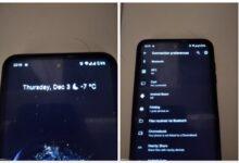 صور حية لهاتف بيكسل غريب بإسم Pixel XE والتوقعات تشير إلى أنه هاتف 5G رائد