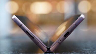 سامسونج تخطط لإطلاق أربع هواتف قابلة للطي في 2021