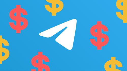 الإعلانات والمميزات المدفوعة في تيليجرام - لماذا يتجه التطبيق الشهير نحو المال ؟!