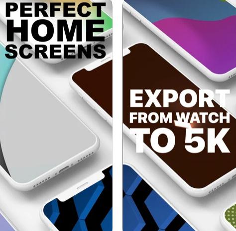 تطبيق Wallpaper & Background - خلفيات مميزة