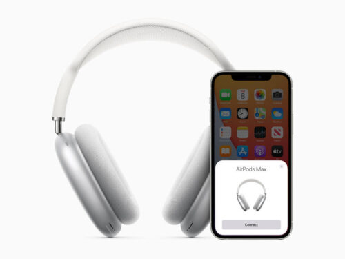سماعة AirPods Max مخصصة للعمل مع أجهزة ابل