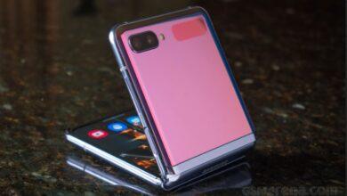 هاتف جالكسي Z فليب 3 قادم مع معالج متوسط وسعر منخفض