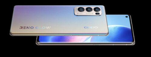 الإعلان رسميًا عن Oppo Reno5 Pro+ مع معالج سنابدراجون 865 وكاميرا 50MP