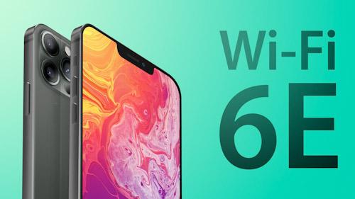 تسريبات - هواتف ايفون 13 سوف تدعم تقنية وايفاي 6E - تعرف عليها!