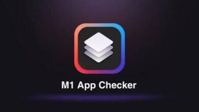 الآن يمكنك التحقق من توافق معالج ابل M1 مع برامج ماك بهذه الأداة المجانية!