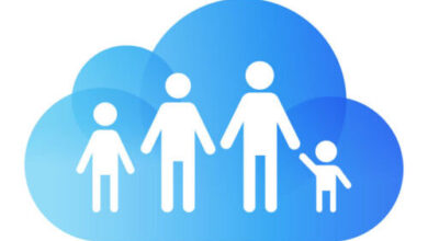 خيار جديد - كيفية مشاركة اشتراكات التطبيقات والألعاب مع العائلة على الايفون والايباد؟