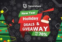 اغتنم العروض المميزة من شركة Tenorshare المعروفة بمناسبة نهاية العام – برامج مجانية وخصومات قوية!
