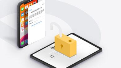 كيفية تجاوز قفل الآيكلاود وفكه بأبسط طريقة وإزالة شاشة القفل وإلغاء Find My من خلال أداة فك قفل الآيكلاود