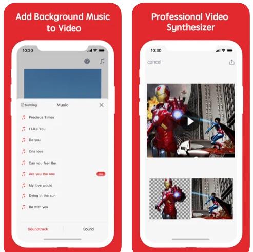 تستطيع تغيير خلفية الفيديو مع هذا التطبيق المميز على الايفون والايباد!