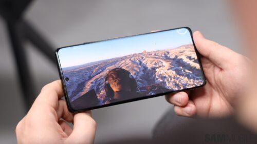 شاشة جالكسي S21 ألترا تختلف عن أي شاشة في أي هاتف آخر – تعرف على التفاصيل