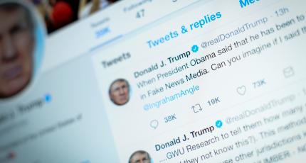 تويتر، فيسبوك وإنستقرام يحظرون حساب دونالد ترامب!