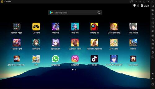 أفضل محاكيات أندرويد لتشغيل تطبيقات وألعاب أندرويد على الكمبيوتر