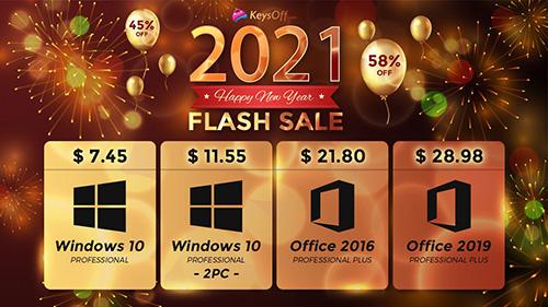 الآن متاح مفاتيح تفعيل ويندوز 10 وأوفيس 2019 بأسعار رخيصة وخصم يصل إلى 90%!