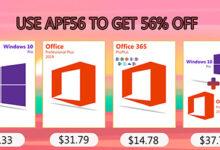 الآن يمكنك شراء مفاتيح تفعيل ويندوز 10 و أوفيس 2019 بسعر يبدأ من 9$ لفترة محدودة!