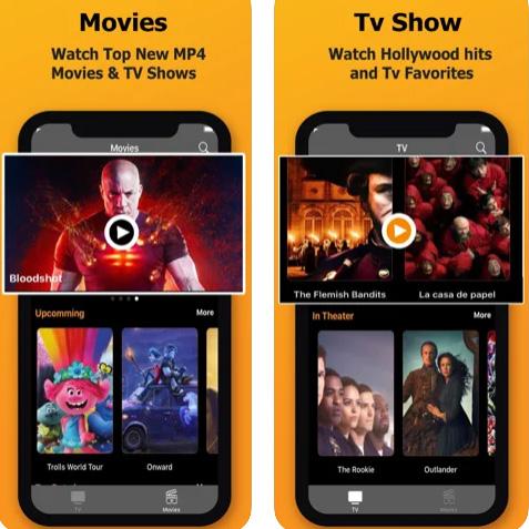 تطبيق الأفلام والمسلسلات Movie Flix & Show Box TV Hub