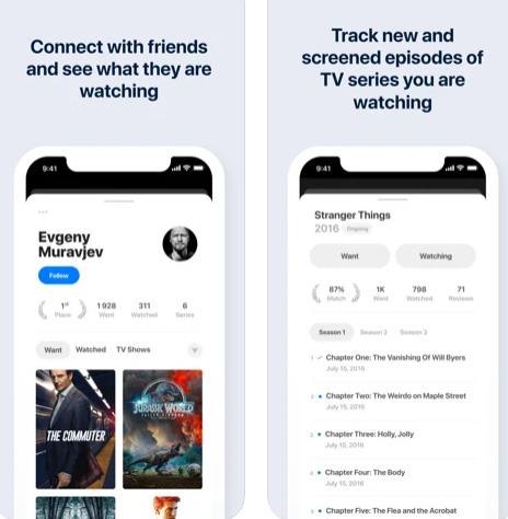 تطبيق Must شبكة اجتماعية لهواة الأفلام والمسلسلات