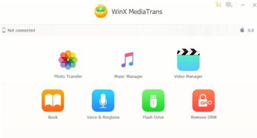 مجانًا وبخصم كبير – تعرف على برنامج WinX MediaTrans بديل iTunes لعمل نسخ احتياطية ونقل الوسائط من الآيفون للكمبيوتر