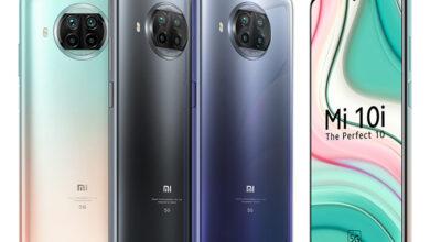 الكشف رسميًا عن هاتف شاومي مي 10i مع معالج SD 750G وكاميرا 108 ميجابيكسل