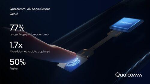 كوالكوم تعلن عن الجيل الثاني من مستشعر البصمة 3D Sonic Sensor مع مميزات رائعة