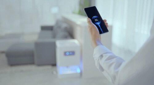 هام – شاومي تعلن عن تقنية Mi Air Chargre لشحن الهواتف لاسلكيًا عبر الهواء!